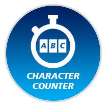 นับตัวอักษร นับตัวหนังสือ (Character Counter)